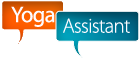 Yoga Assistant Footer Logo